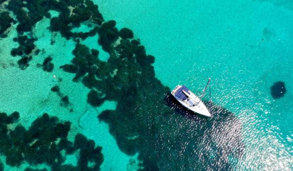 vacaciones en barco