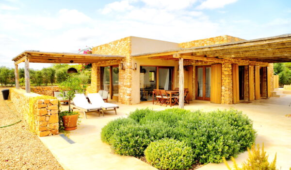 cottages en formentera